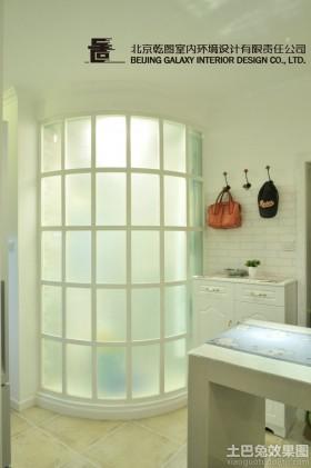 现代简约风格室内装潢效果图
