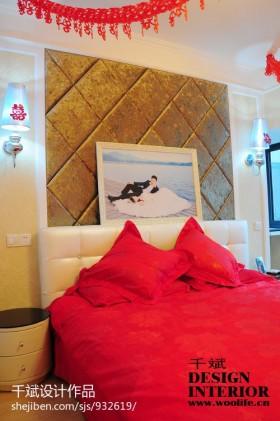 80后婚房卧室装修图片