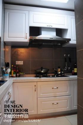 厨房壁柜装修效果图