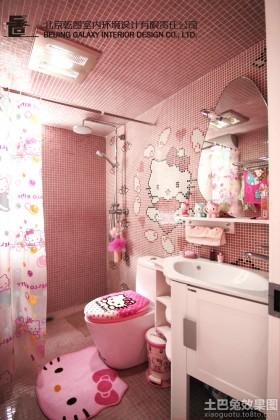现代卫生间瓷砖装修效果图大全2013