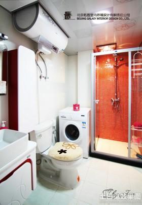 现代风格小卫生间装修效果图大全