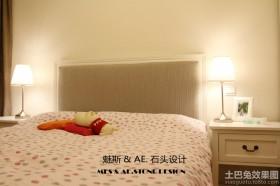 卧室床头灯具设计效果图
