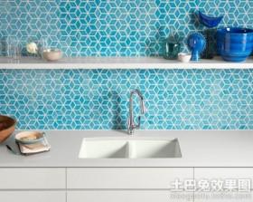 简约厨房水槽图片