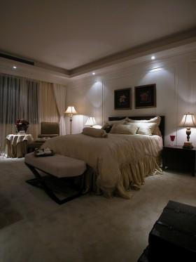 大户型卧室装修效果图