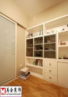 简约书房壁柜装修效果图大全2013图片