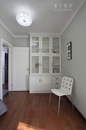 10平米书房整体书柜图片