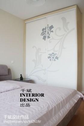 衣柜次卧室衣柜装修效果图大全2013图片