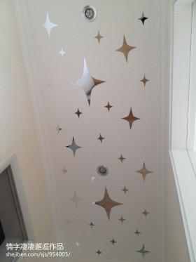 现代风格室内门装修