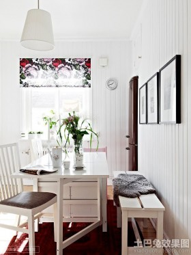 简约小户型房屋装修图片