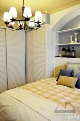 卧室灯具设计