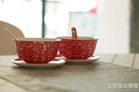 中式餐具图片欣赏