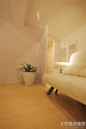 小户型房间门设计