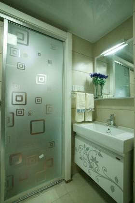 小户型家居卫生间装修效果图