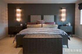 现代led卧室壁灯图片