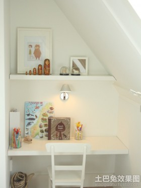 阁楼书房led壁灯图片