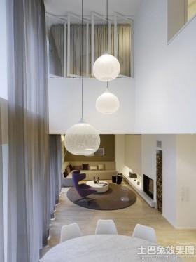 简约风格单身公寓装修设计图
