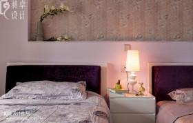小户型卧室床头灯图片