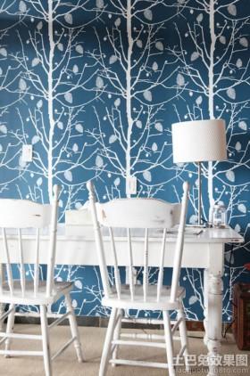 家居墙面装饰壁纸效果图