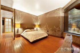 30平米大卧室装饰墙纸效果图