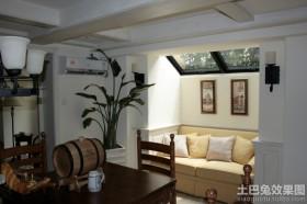 室内天窗装修设计效果图片