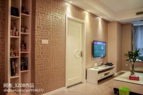 小户型卧室门效果图