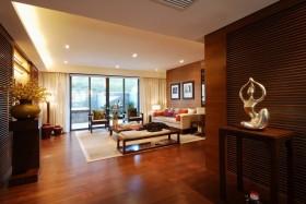 东南亚风格客厅家居装修效果图欣赏