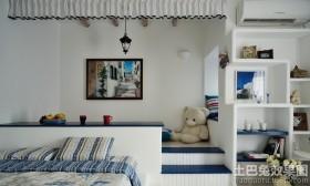 最新地中海风格卧室装饰效果图