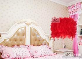 最新欧式卧室台灯效果图