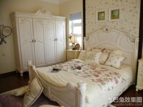 田园家居卧室衣柜图片
