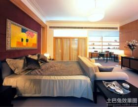 现代30平米卧室装修效果图