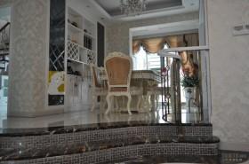 室内家装跃层餐厅效果图