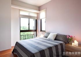 三室两厅卧室装修案例