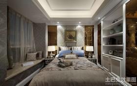 卧室样板间设计效果图