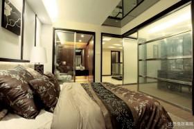 现代主卧室装修设计图片大全