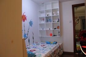 简约小空间儿童房装修效果图