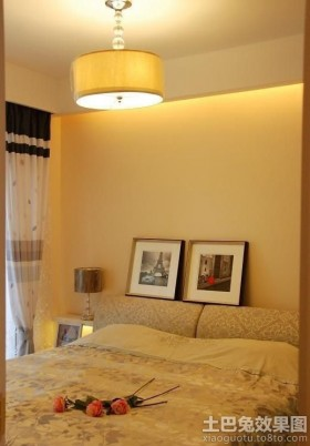 温馨简约卧室装修效果图片欣赏