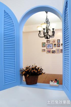 地中海风格家装装饰效果图欣赏
