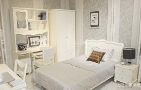 简欧卧室家具套装组合图片