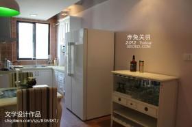 小户型厨房家具图片大全