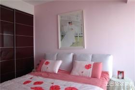 温馨婚房卧室图片