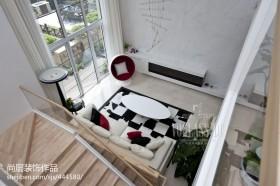 现代风格客厅装修设计图片大全