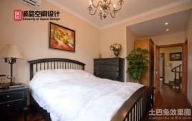 别墅10平米卧室装修效果图欣赏