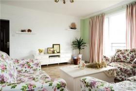欧式田园风格室内装修设计图片