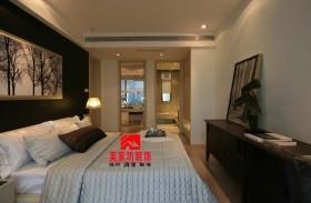 2013现代风格家装主卧室装修效果图片