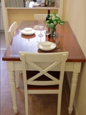 实木餐桌图片