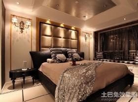 10平米现代欧式卧室装修效果图