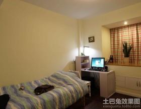 田园风格小卧室装修效果图片