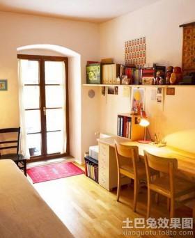 简约家装书房装饰效果图片