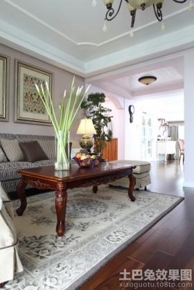 简约风格客厅简约北欧90平米客厅装修效果图