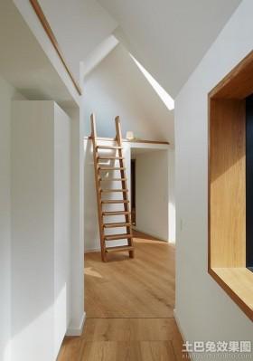 北欧风格楼梯装修效果图欣赏